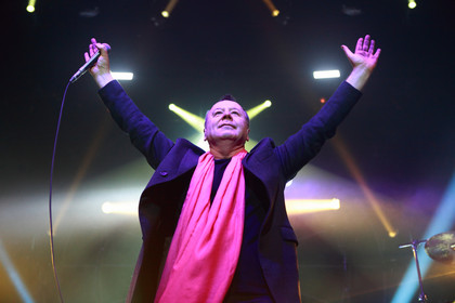 Fotos: Simple Minds live im E-Werk in Köln